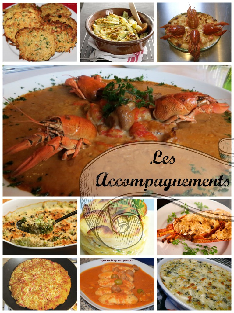 Best side dishes in Lyon, France