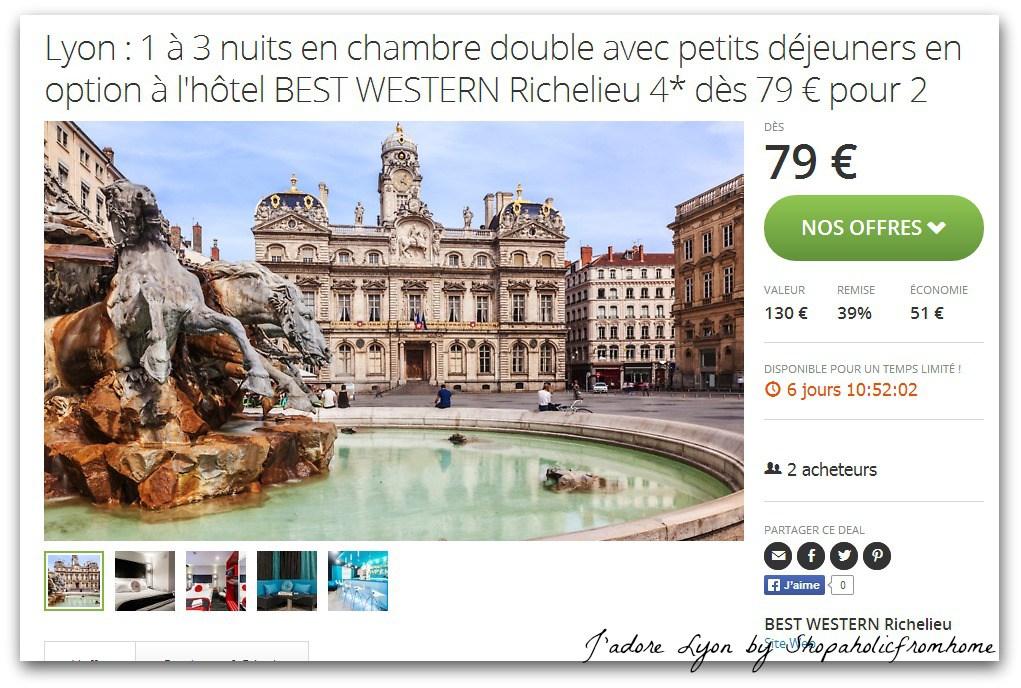 Discounts by Groupon Lyon