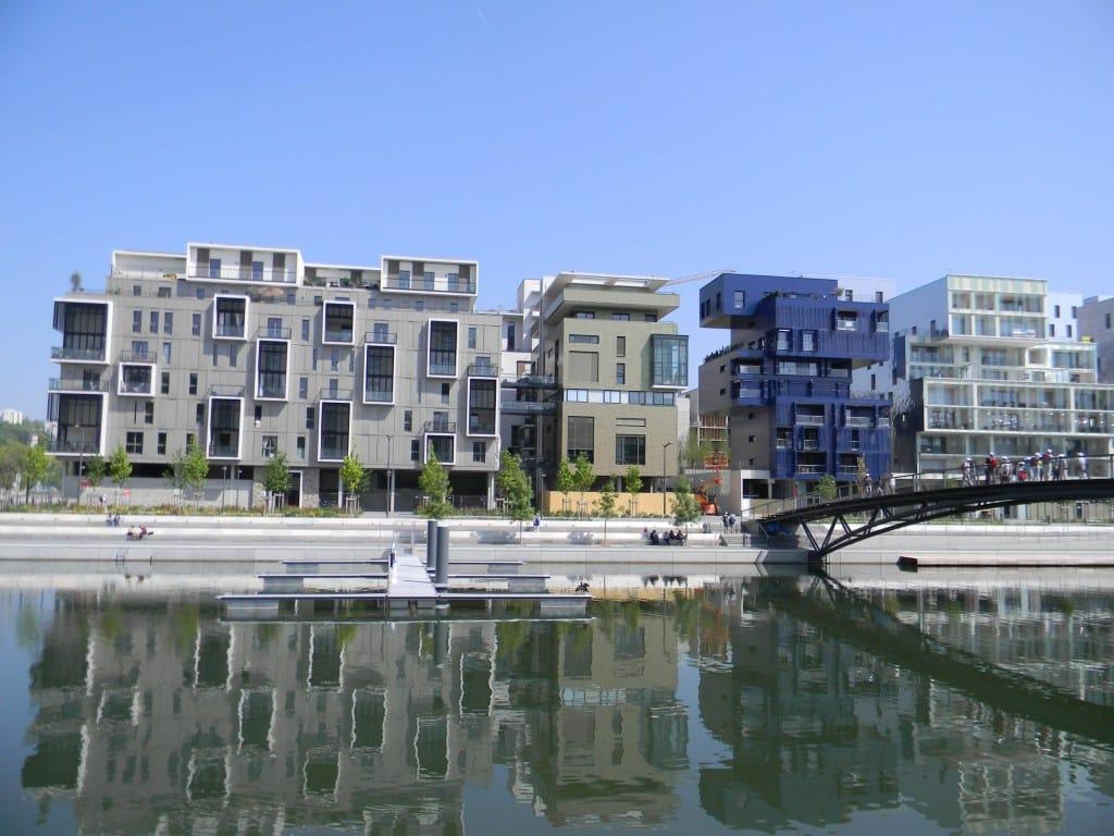 Modern Lyon Confluence