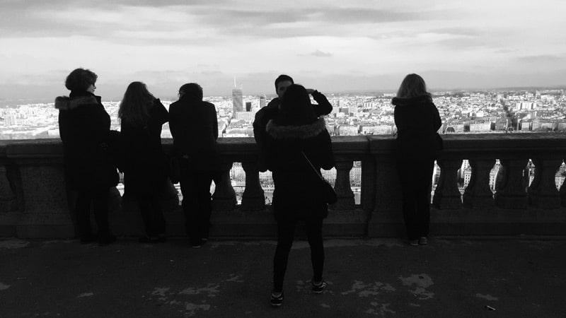 sightseeing Lyon fourviere