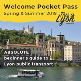 Lyon Transpport city guide