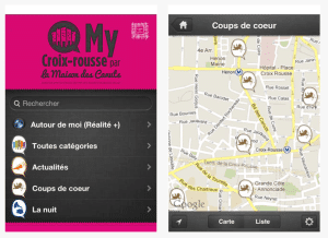 My Croix-Rousee Mobile App