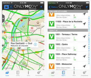 Onlymoov Mobile App