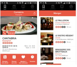 Le Petit Paume Mobile App