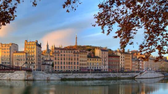 short-term rentals in Lyon, France