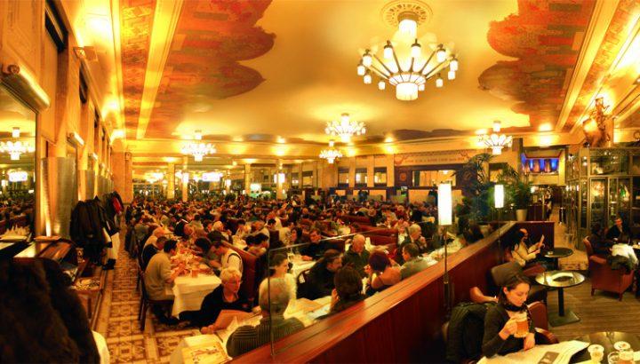 Brasserie Georges, in Lyon since 1836