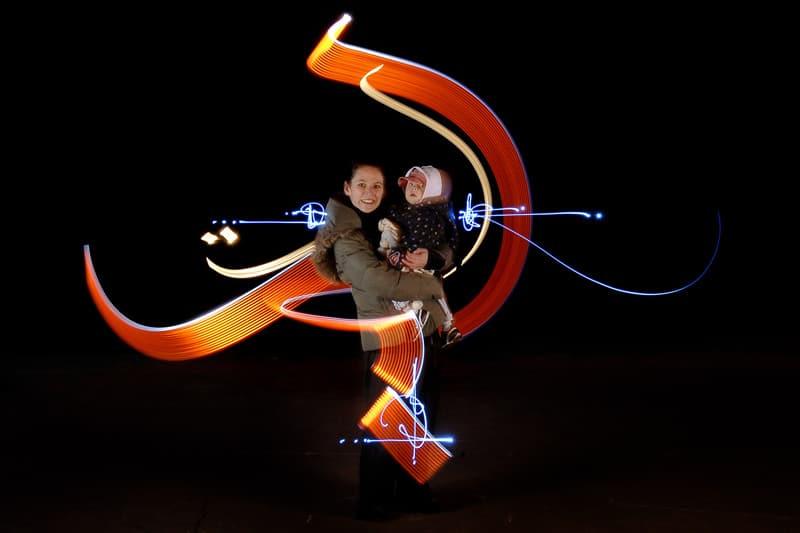 Lightgraff in Lyon, Guillaume Plisson