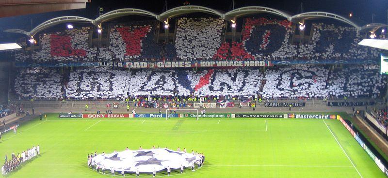 Lyon football club : Olympique Lyonnais