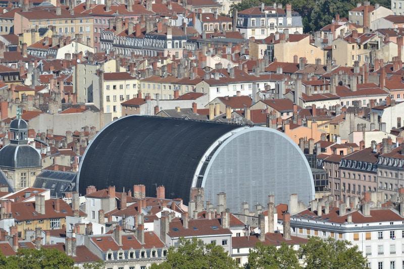 The Neighborhoods of Lyon, France - 1st Arrondissement