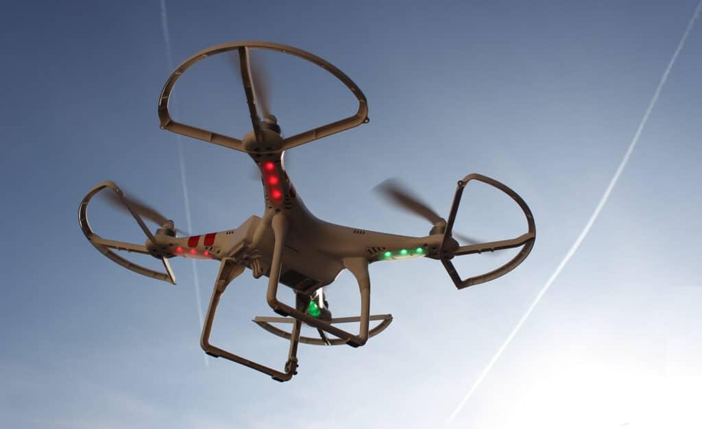 Thisislyon.fr : World Drone Racing © in Lyon