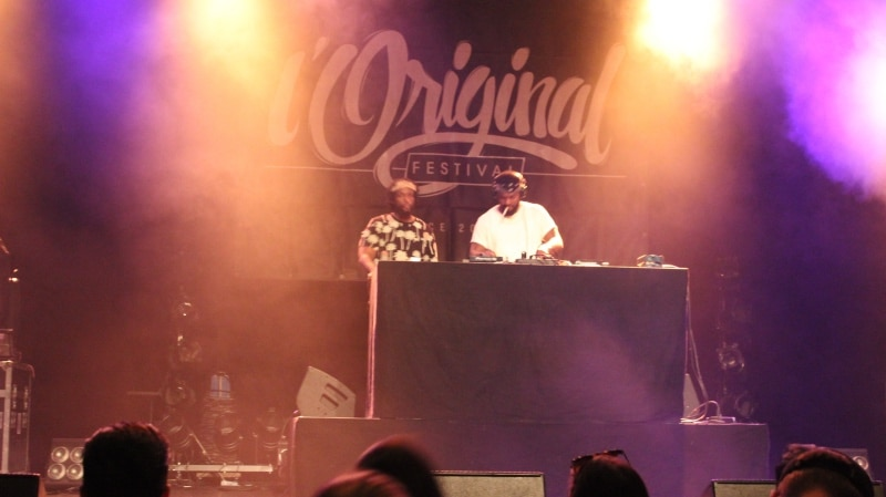 L'Original - hiphop festival in Lyon