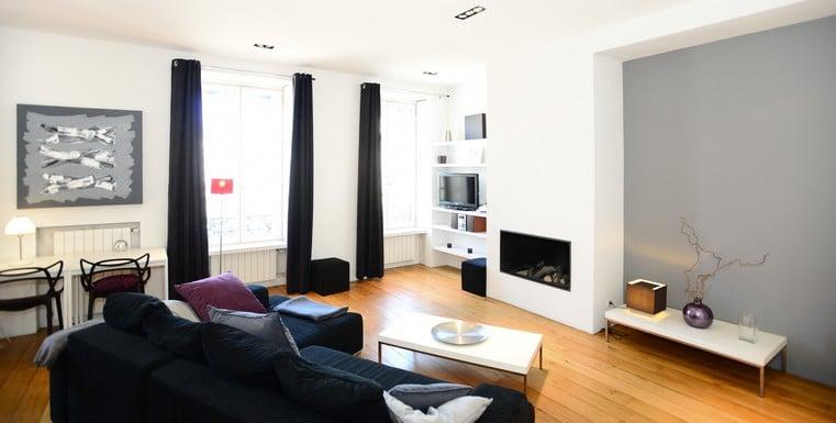 Lyon temporary housing: short-term rental appartments