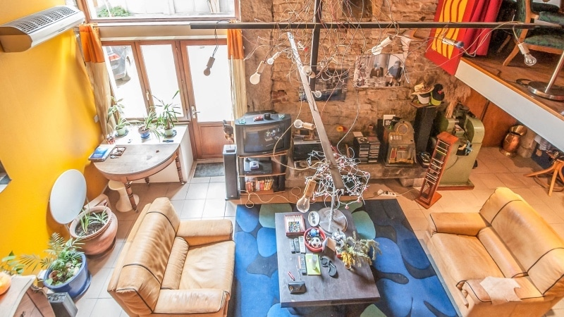 loft for sale in Lyon France