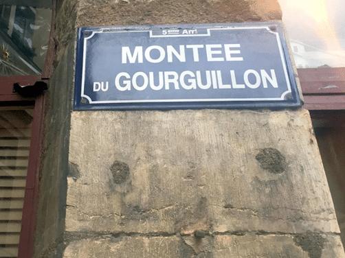 Montée du Gourguillon in Lyon