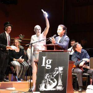 Liquid cats triumph at Ig Nobels