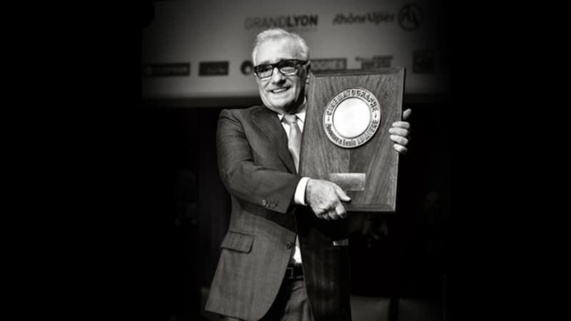 Lyon Lumière festival award winner Martin Scorsese.