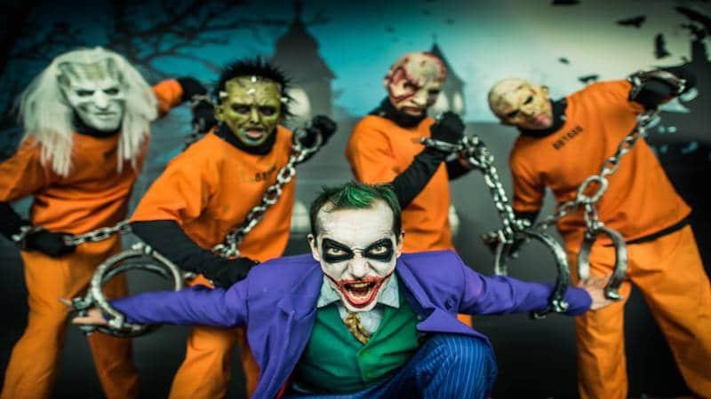 Halloween Fright Nights 2019 Walibi.Ten Scary Things To Do In Lyon To Celebrate Halloween