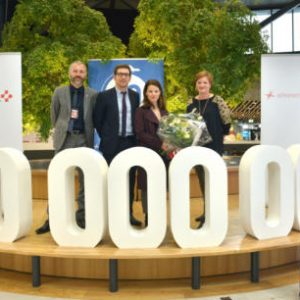 Lyon–Saint Exupéry hits 10m pax milestone in busy year