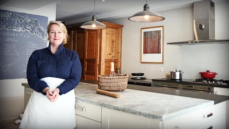 Lucy Vanel, Fresh Cuisine