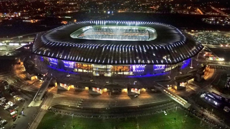 Image result for stadium football lyon