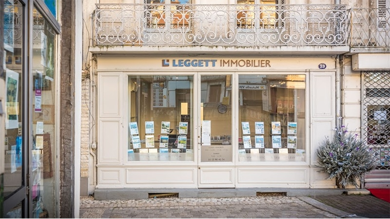 A Leggett Immobilier real estate office