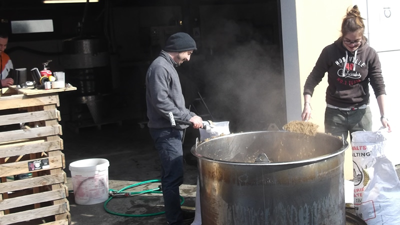 La Canute Lyonnaise brewery