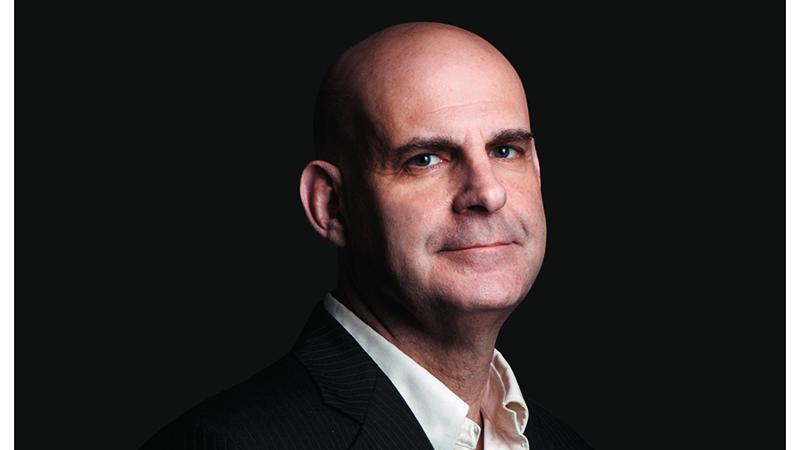 American author Harlan Coben