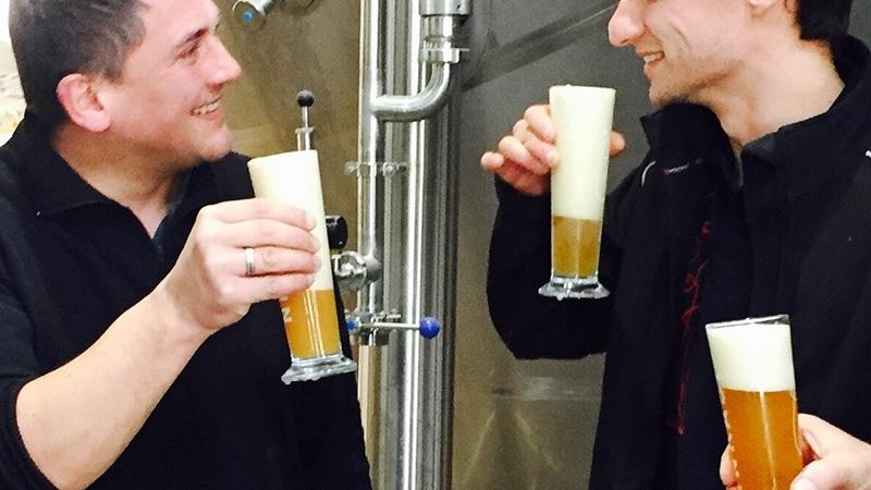 Ninkasi Beer brewery in Lyon