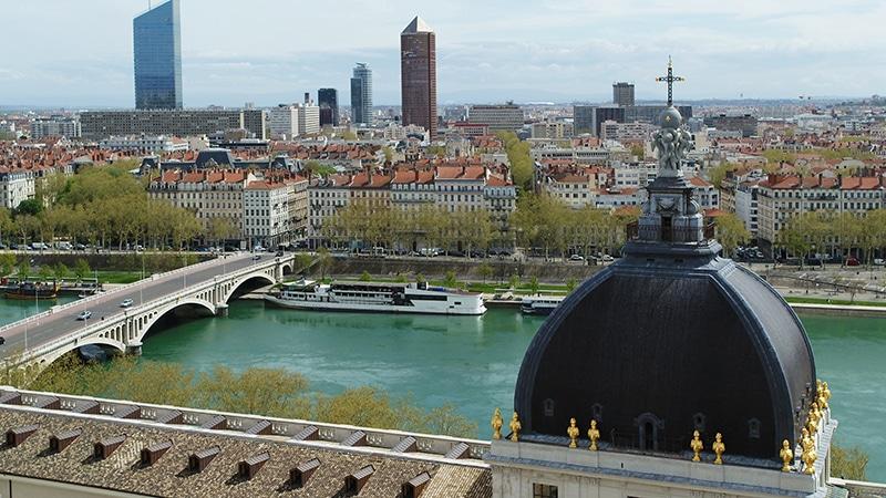 Lyon Grand Hotel Dieu