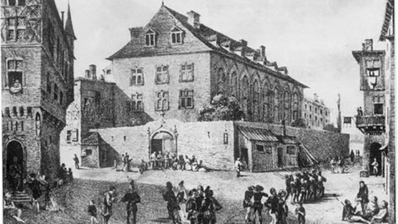 hotel dieu lyon 16th century