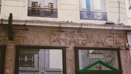 pharmacy lyon france