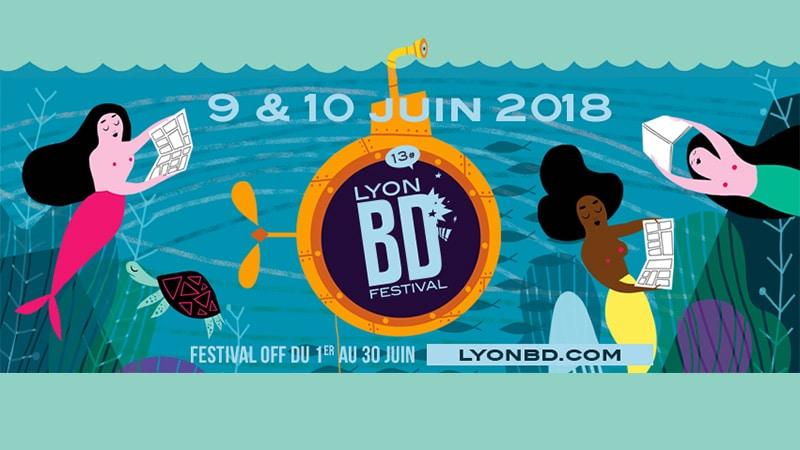 lyon bd 2018 festival