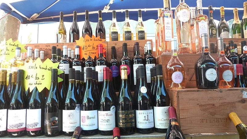 Wine in Lyon