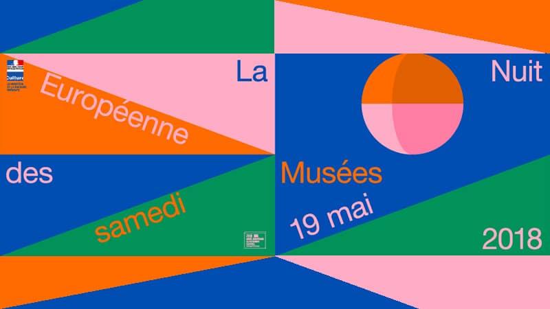 nuit des musees lyon 2018 flyer