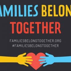 families belong together rally in lyon 1