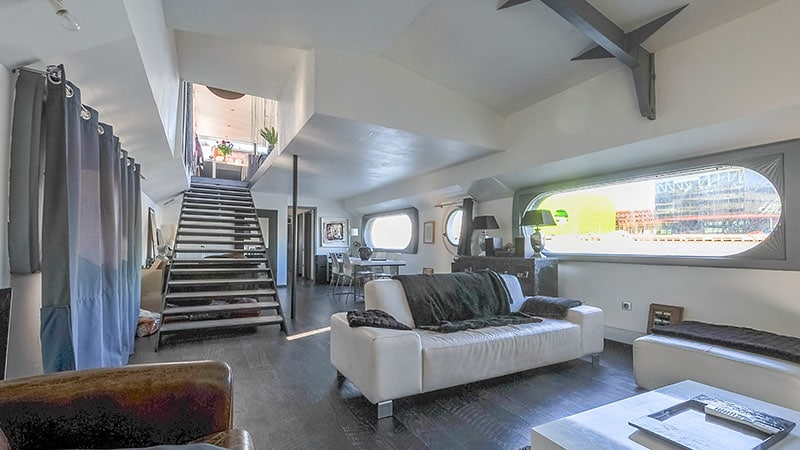 Houseboat for sale in Lyon