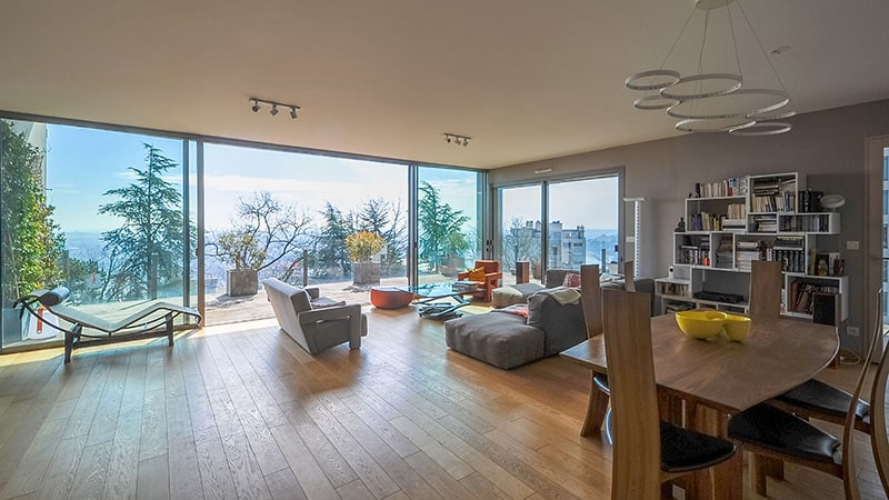 Penthouse for sale in Lyon