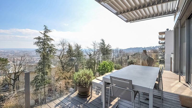 Penthouse for sale in Lyon 5th