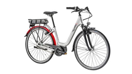 myvelov long term electric rental bike in lyon