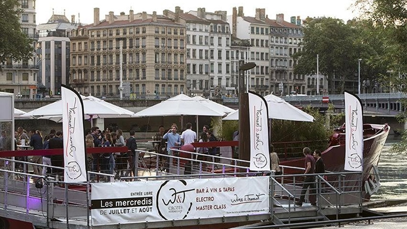 wine and transat in lyon in 2017