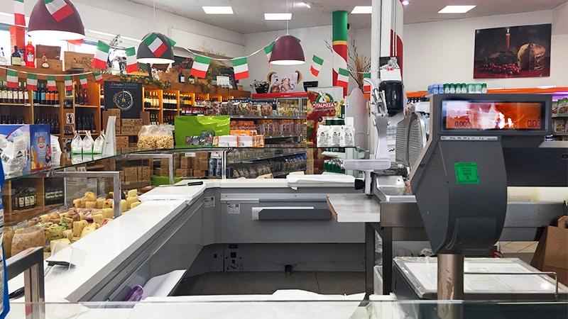 En direct d'italie italian epicerie in villeurbanne