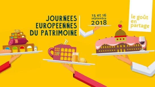 journees europeennes du patrimoine in 2018