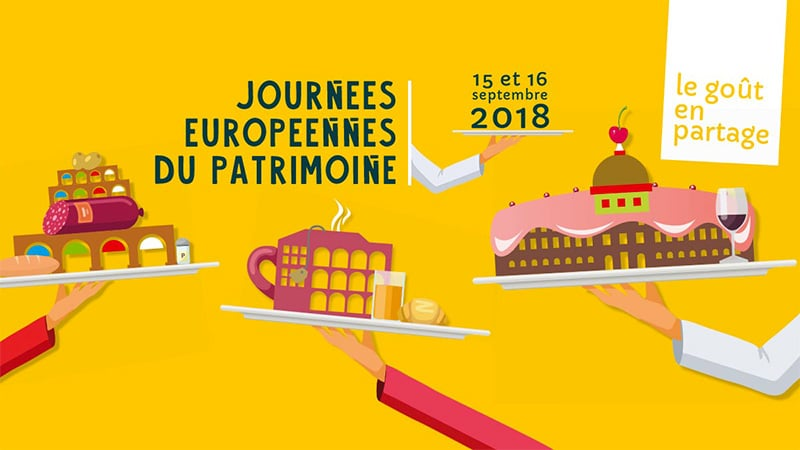 journees europeennes du patrimoine in 2018