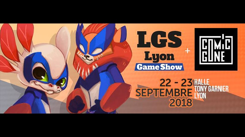 lyon game show 2018 flyer