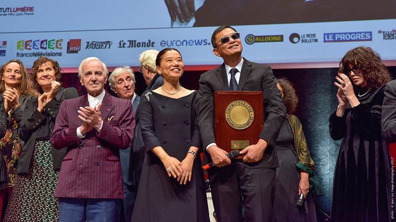 Lyon Lumière festival award