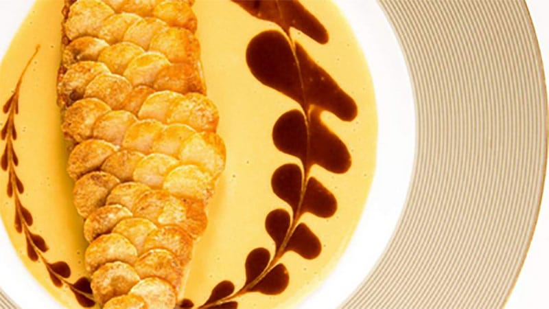 Recipe from Paul Bocuse restaurant in Lyon, France