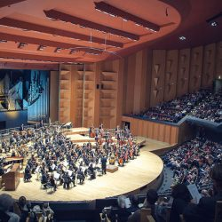 Lyon's auditorium