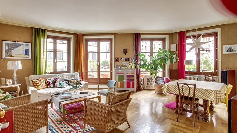 apartment for sale in Lyon Brotteaux