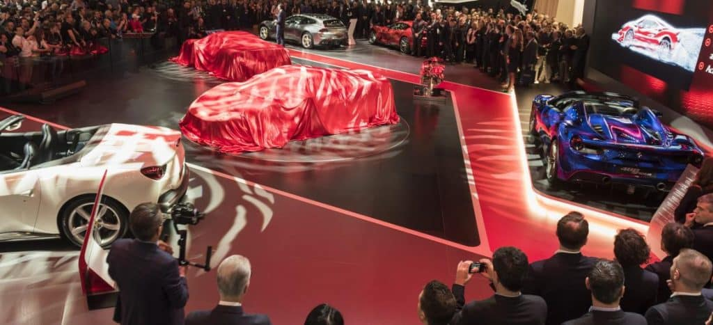 Geneva Car Show 2019