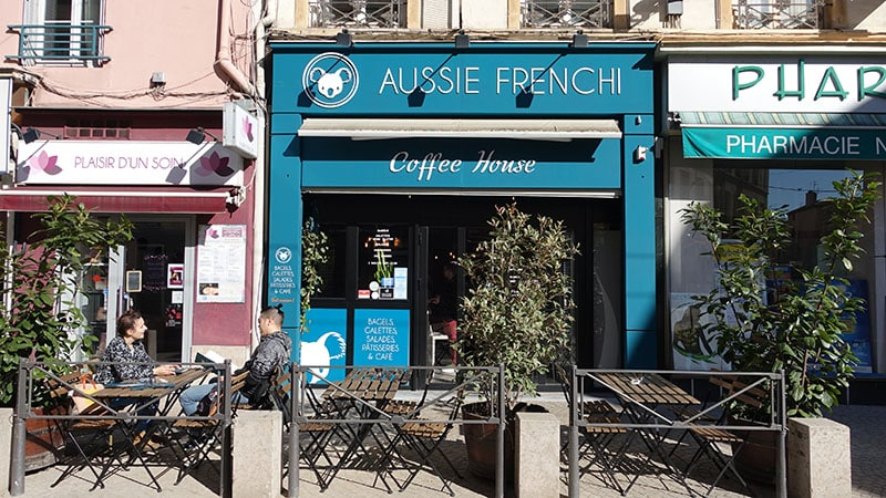 Aussie Frenchi A Restaurant Cafe With An Australian Accent In